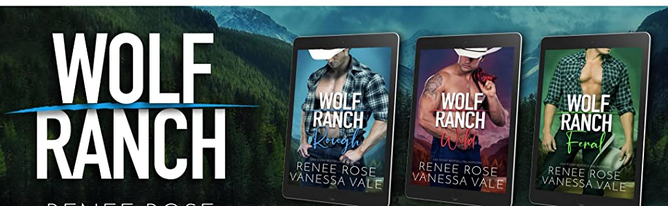 Wolf Ranch series