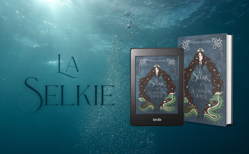 urban fantasy young adult écosse selkie