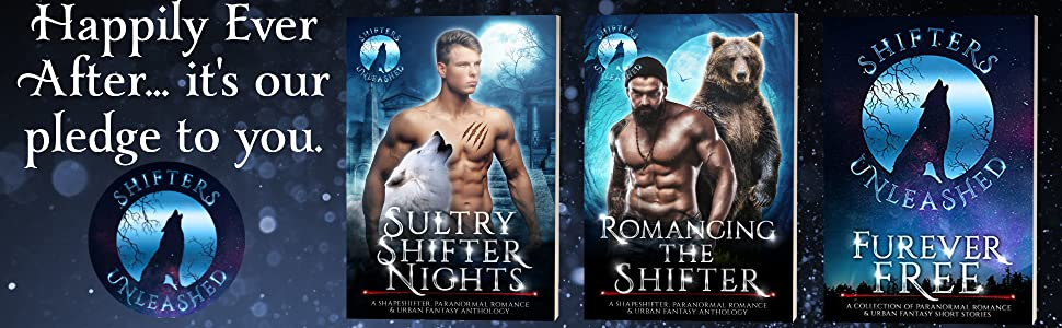 howling wolf and three book covers