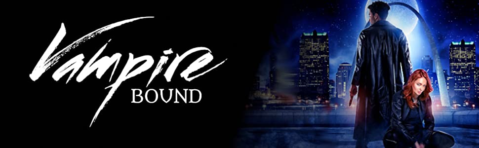 Vampire Bound Series Logo