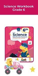 6th Grade Science Workbook