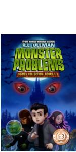 Monster Problems Books 1-3