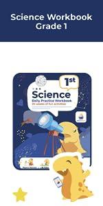 1st Grade Science Workbook