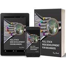 Full Stack Web Development Book For Beginners