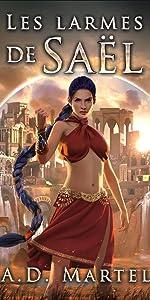 dystopie, fantasy, orient, désert, amour, femme forte, héroïne forte