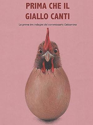 Gelsomino, Commissario, Marco Lugli, Giallo Italiano, Triller, Antologia