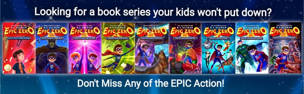 Epic Zero Series Banner