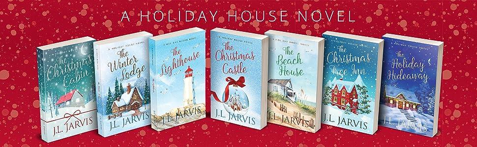 A Holiday House Novel (seven-book series)