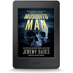 Jeremy Bates' bestselling novel Mosquito Man
