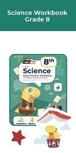 8th Grade Science Workbook