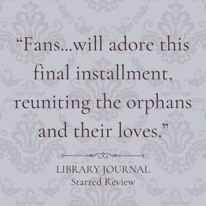 Library Journal Review Quote for The Winter Companion by Mimi Matthews