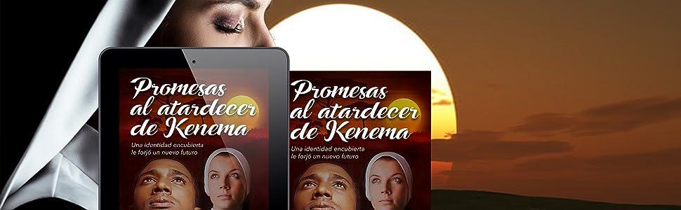 novela religiosa, novela de amor, Irlanda, Londres, África