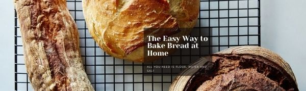 All You Need Is Flour, Water and Salt