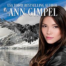 fantasy adventure romance, paranormal romance, Antarctica
