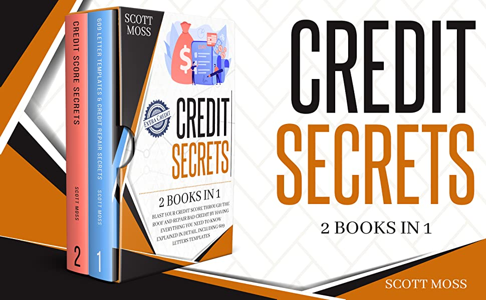 credit, credit secrets, credit repair, credit score, 609 letter templates,