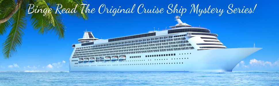 Millie's Cruise Ship Mysteries - The Original Cruise Ship Mystery Series by Author Hope Callaghan