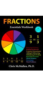 Picture of Fractions Essentials Workbook
