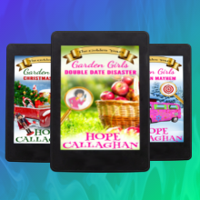 Garden Girls - The Golden Years Mystery Series