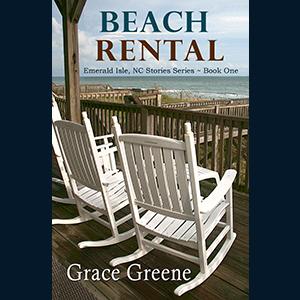 Beach Rental; Emerald Isle; Clean Romance; Christian Romance