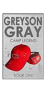 Book 1 - Camp Legend
