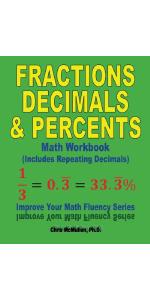 Picture of Fractions, Decimals, & Percents