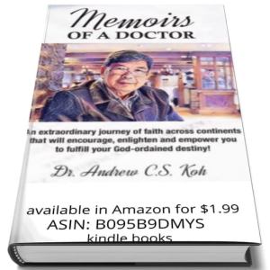 Memoirs of a Doctor