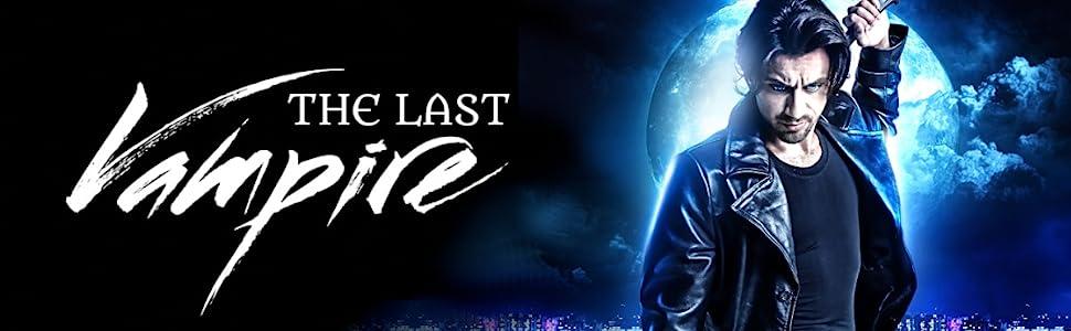 The Last Vampire Series Logo