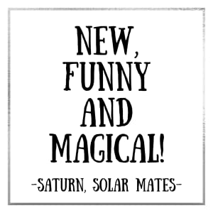 New, funny and magical!