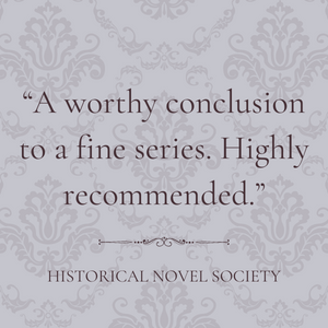 Historical Novel Society Review quote for The Winter Companion by Mimi Matthews