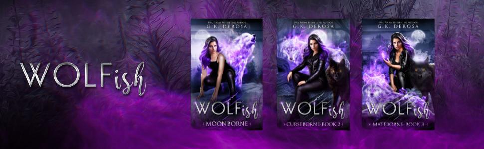 Wolfish series