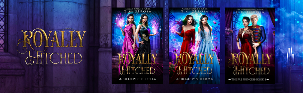 Royally Hitched Series