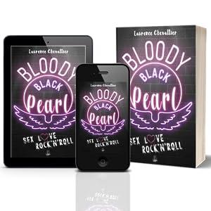 Bloody black pearl new romance new adulte romance contemporaine comédie romantique