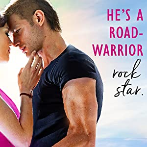He's a road-warrior rock star.