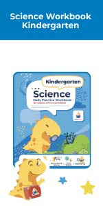 Kindergarten Science Workbook