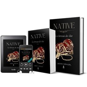 ebook kindle broché relié audio audible native saga
