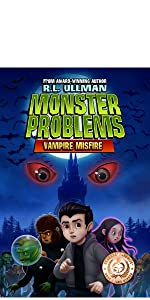Monster Problems Book 1