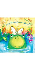frog books, toddler books, kids books, friendship books