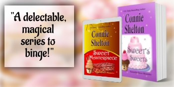 Samantha Sweet Magical Cozy Mysteries