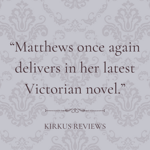 Kirkus Reviews quote for The Winter Companion by Mimi Matthews