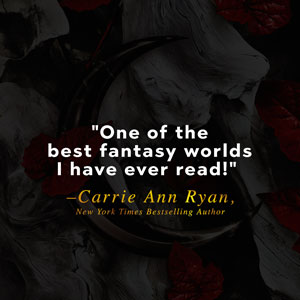 """""""One of the best fantasy world I have ever read!"""""""