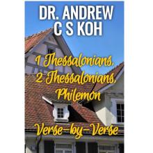 1 Thessalonians, 2 Thessalonians, Philemon