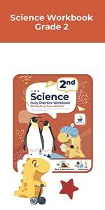 2nd Grade Science Workbook