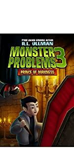 Monster Problems Book 3