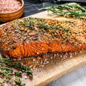 smoked salmon recipe