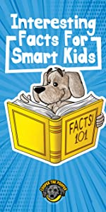 Interesting facts for smart kids book