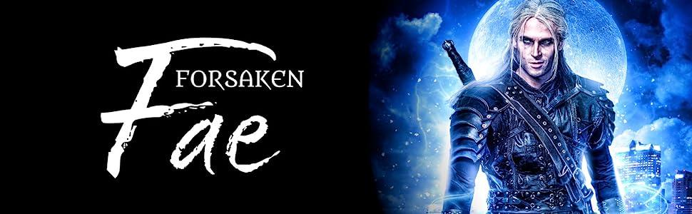 Forsaken Fae Series Logo
