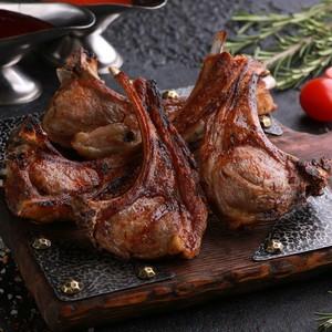 smoked lamb rib recipe