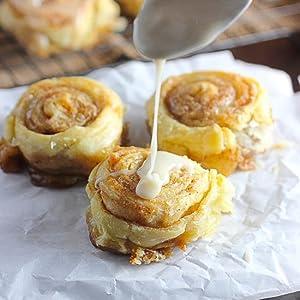 Pastry Cinnamon Rolls
