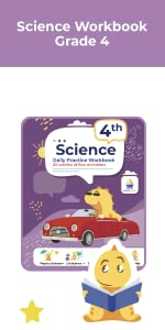 4th Grade Science Workbook