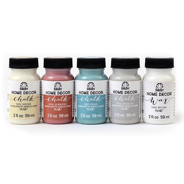 Amazon Com Folkart Acrylic Paint Set 2 Ounce Promofai Colors I